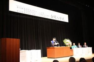 平成27年度入学式