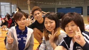 新入生歓迎球技大会2015