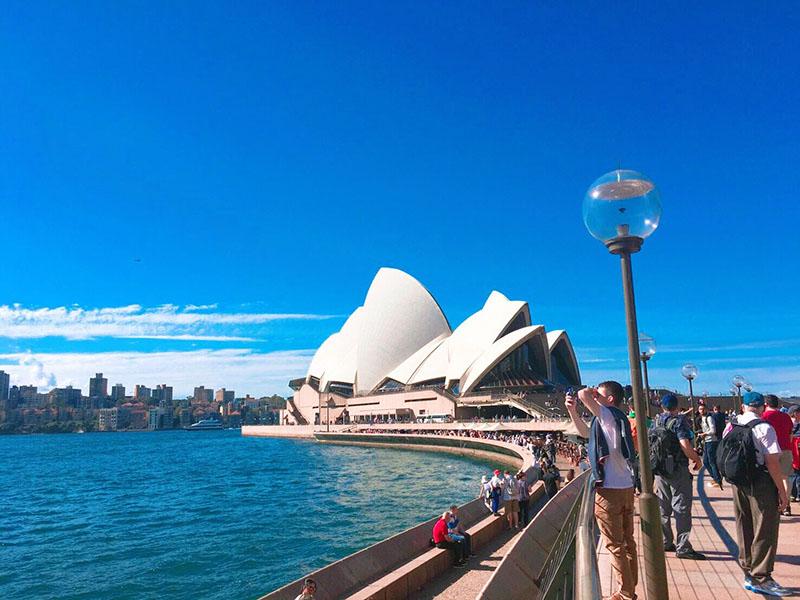オーストラリア留学レポート2