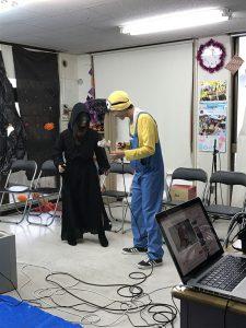 Gaigoハロウィンパーティー2017