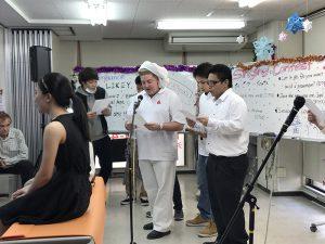 クラス対抗 歌のコンテスト「Singing Contest」