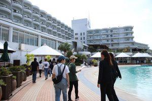 リゾート観光コース ホテル研修旅行