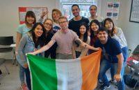アイルランド留学 レポート