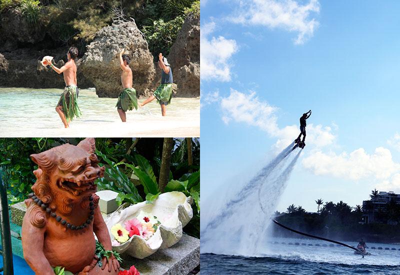 リゾート観光コース体験型授業